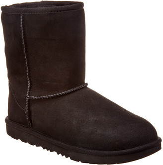 UGG K Classic Heritage Suede Boot