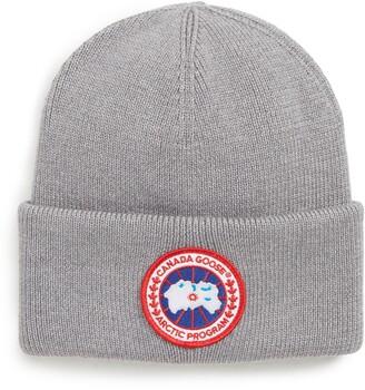 Canada Goose Arctic Disc Merino Wool Toque Beanie