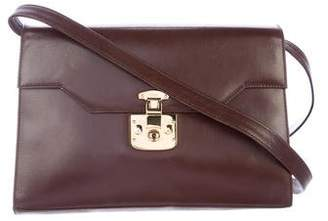acf84f6f5e84 Pre-Owned at TheRealReal · Gucci Vintage Padlock Bag