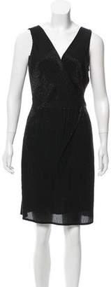Diane von Furstenberg Lyndsey Embellished Knee-Length Dress w/ Tags
