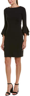 Susana Monaco Handkerchief Sleeve Dress