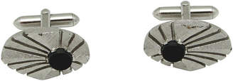 One Kings Lane Vintage Swank Mod Cuff Links - Thanks for the Memories