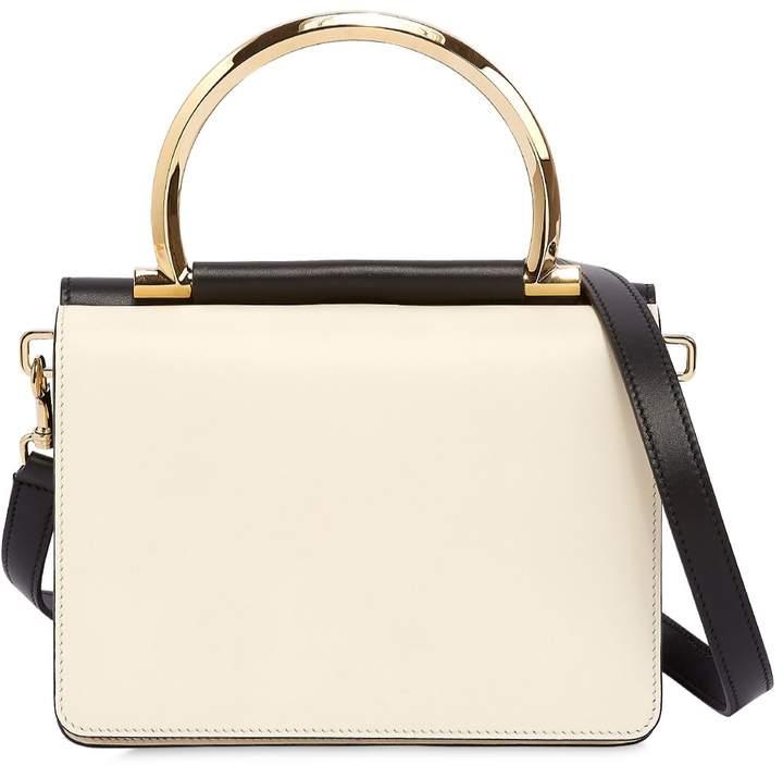 Mina Cocktail Bicolor Shoulder Bag