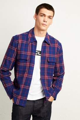 French Connenction Tabora Flannel Check Shirt