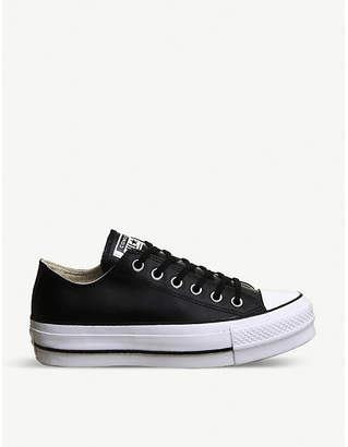 Converse Lift leather low-top trainers