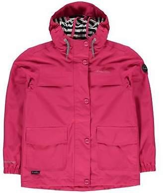 Regatta Kids Girls Betulia Jacket Junior Waterproof Coat Top