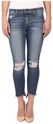 Joe's Jeans Blondie w/ Phone Pocket in Coppola $189 thestylecure.com