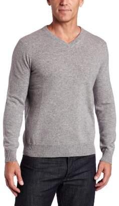 Williams Cashmere Men's 100% Cashmere V-Neck Sweater