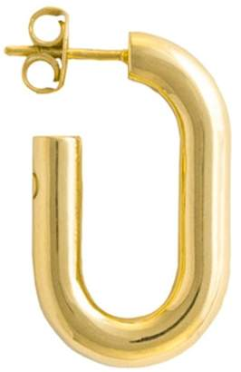 Glenda López The Medium Golden Link Earring