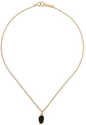 Isabel Marant Hand stone necklace
