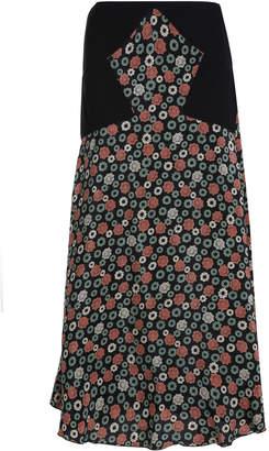 Anna Sui Printed Mid-length Skirt