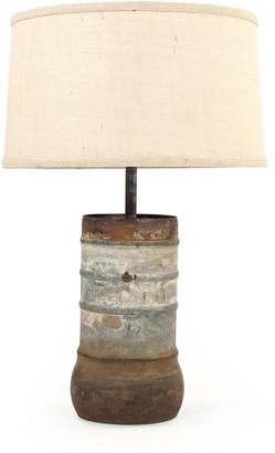 Zentique Metal Water Pipe Lamp
