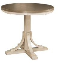 Hillsdale Furniture Clarion Round Counter Height Dining Table