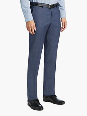 HUGO BOSS HUGO by Getlin Suit Trousers, Blue