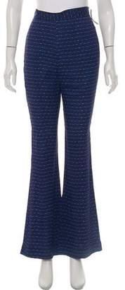 Marni High-Rise Wide-Leg Pants