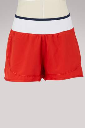 adidas by Stella McCartney 2-in-1 high intensity training shorts
