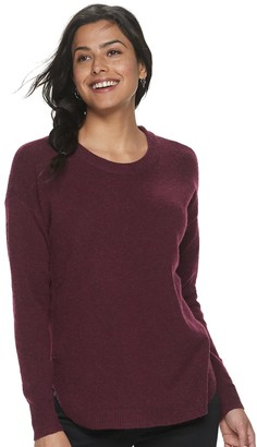 Sonoma Goods For Life Women's SONOMA Goods for Life Drop Shoulder Pullover