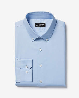 Express Extra Slim Button-Down 1Mx Shirt