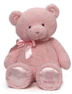 Gund Large Plush My First Teddy