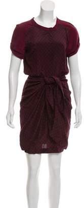 Isabel Marant Knee-Length Silk Dress