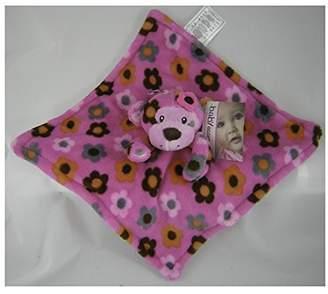 Baby Essentials Sutton & Sons Monkey Girl Snuggle Blanket