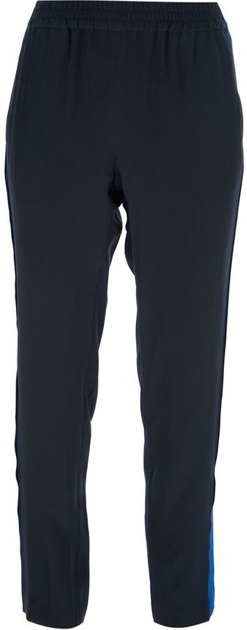 Marc by Marc Jacobs contrast stripe track pants