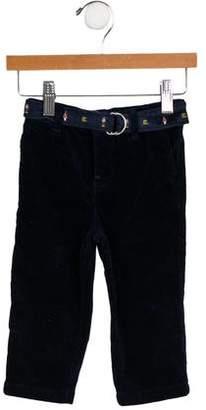 Ralph Lauren Boys' Corduroy Straight-Leg Pants w/ Tags