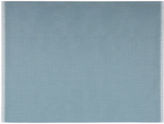 Chilewich Fringe Rectangle Placemat - Blue