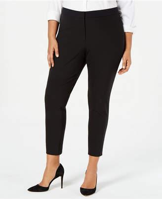 Calvin Klein Plus Size Ankle Pants