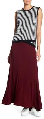 ECI Knit Maxi Skirt