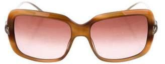 David Yurman Gradient Square Sunglasses