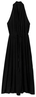 Vince Camuto Tie-waist Cover-up Maxi Dress