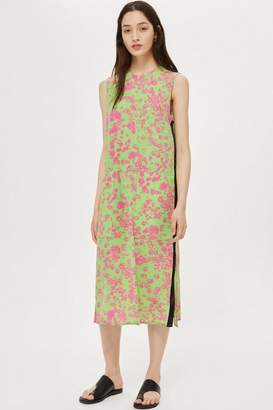 Topshop **Daisy Knot Front Dress by Boutique