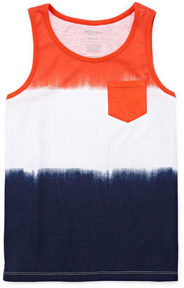 Arizona Boys Round Neck Tank Top Preschool / Big Kid