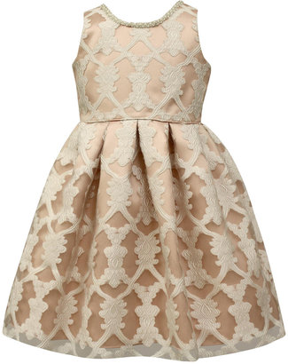 Jayne Copeland Embroidered Gown, Toddler & Little Girls (2T-6X) $74 thestylecure.com