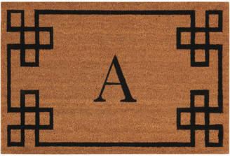 Nourison Filippa Monogrammed Doormats