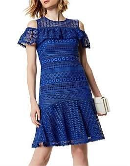Karen Millen Embroidered Dress
