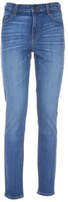 J Brand High Waisted Skinny Jeans