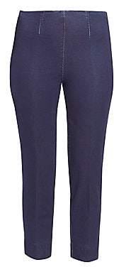 Piazza Sempione Women's Audrey Cropped Denim Pants