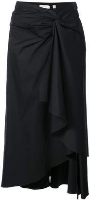 A.L.C. draped asymmetric skirt