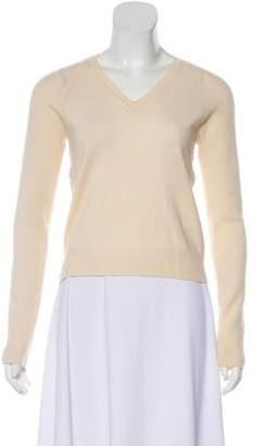 Calvin Klein Collection Cashmere V-Neck Sweater