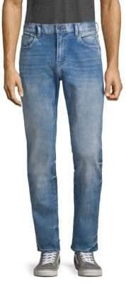 PRPS Mid-Rise Slim-Fit Jeans