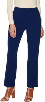 Susan Graver Regular Chelsea Stretch Pull-On Pants