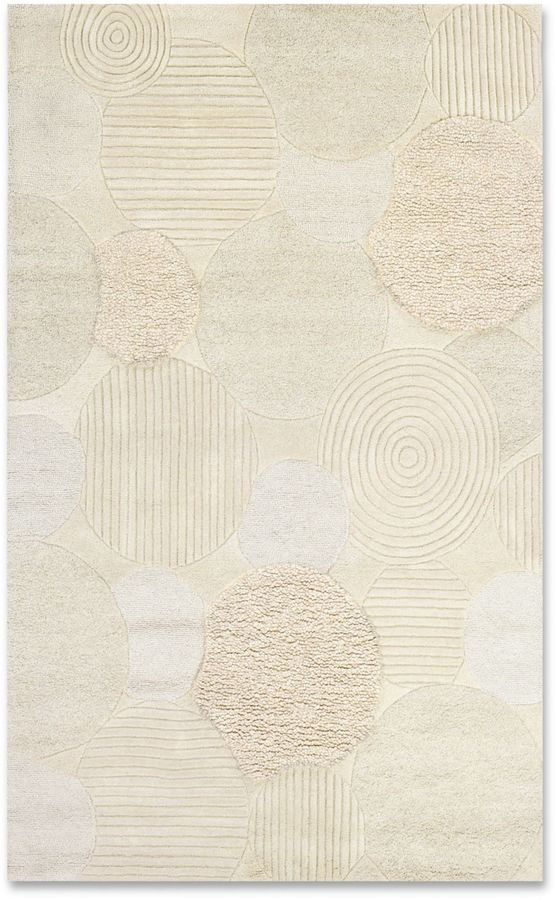 Couristan Couristan® Super Indo Naturals Austin Rug in White