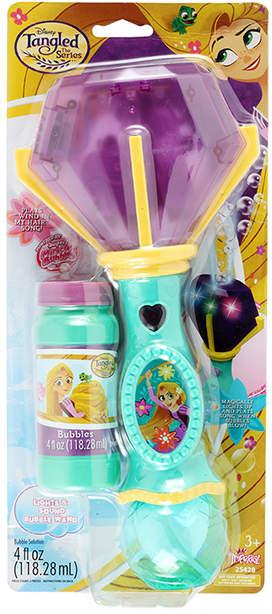 Disney Princess Rapunzel Light & Sound Bubble Wand