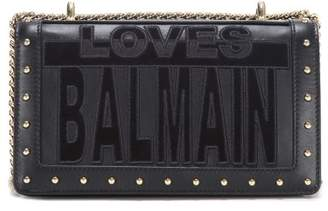 Balmain Loves Crossbody Bag