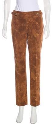 Celine High-Rise Straight-Leg Pants
