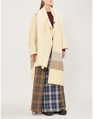 Vivienne Westwood Wool blanket coat