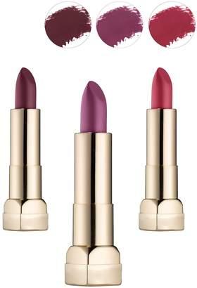 Terre Mere Berry Look Lip Set - Set of 3