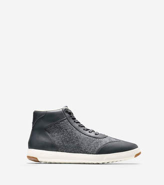 Cole Haan Women's GrandPrø High Top Sneaker